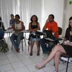 """3ª OFICINA """"INFORMAÇÃO, PARTICIPAÇÃO POPULAR E JUSTIÇA AMBIENTAL"""" - TERESINA (PI) - FOTO 3"""