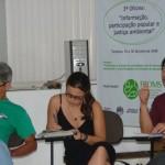 """3ª OFICINA """"INFORMAÇÃO, PARTICIPAÇÃO POPULAR E JUSTIÇA AMBIENTAL"""" - TERESINA (PI) - FOTO 17"""